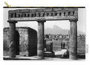 Pompeii: Forum, C1900 Carry-all Pouch