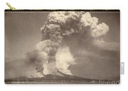 Pompeii: Mount Vesuvius Carry-all Pouch