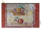 Pompeii Pomegranate Still Life Fresco 1 Carry-all Pouch