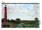 Ponce De Leon Lighthouse Carry-all Pouch