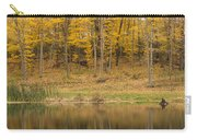 Pond And Woods Autumn 1 Carry-all Pouch