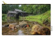 Pond At Mabry Mill Carry-all Pouch