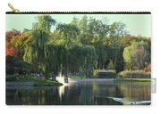 Pond At Mae Stecker Park In Shelby Township Mi  Carry-all Pouch
