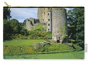 Pond In Front Of A Castle, Blarney Carry-all Pouch