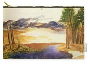 Pond In The Wood Carry-all Pouch