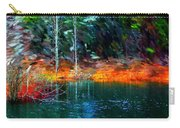 Pond In The Woods Carry-all Pouch