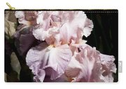 Pond Lily Iris  Carry-all Pouch