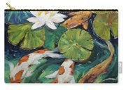 Pond Swimmers Koi Carry-all Pouch