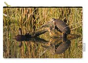 Pond Turtles Carry-all Pouch
