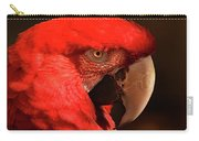 Pondering Parrot Carry-all Pouch