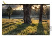 Ponderosa Pine Meadow Carry-all Pouch