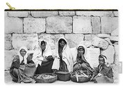 Ponfils 1898 Arab Women Carry-all Pouch