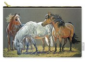 Ponies Carry-all Pouch