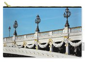 Pont Alexandre IIi - Paris, France Carry-all Pouch