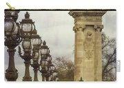 Pont Alexandre IIi Paris Carry-all Pouch
