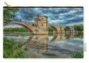 Pont D'avignon France_dsc6031_16 Carry-all Pouch