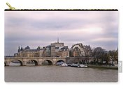 Pont Neuf In Paris Carry-all Pouch
