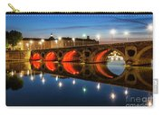 Pont Neuf In Toulouse Carry-all Pouch