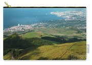 Ponta Delgada And Lagoa Carry-all Pouch