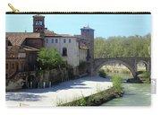 Ponte Cestio Carry-all Pouch