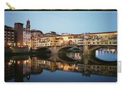 Ponte Vecchio Carry-all Pouch