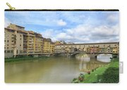 Ponte Vecchio Panorama Carry-all Pouch