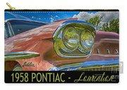 Pontiac 3 Carry-all Pouch
