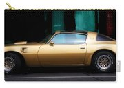 Pontiac Trans Am Carry-all Pouch