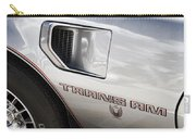 Pontiac Trans Am Limited Edition Carry-all Pouch