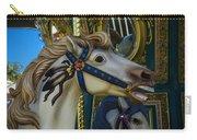 Pony Carrsouel Portrait Carry-all Pouch