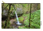Ponytail Falls, Oregon Carry-all Pouch