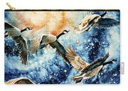 Pooka Hill 9 Carry-all Pouch by Hanne Lore Koehler