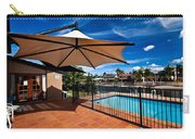 Pool And Umbrella Carry-all Pouch