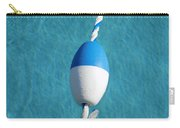 Pool In Blue Carry-all Pouch