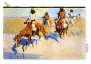 Pool In The Desert 1907 Carry-all Pouch