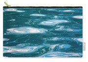 Pool Water Art Carry-all Pouch