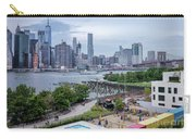 Pool With A View, Brooklyn, New York #130706 Carry-all Pouch