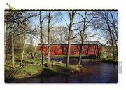 Poole Forge Covered Bridge Carry-all Pouch