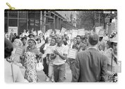 Poor Peoples March, 1968 Carry-all Pouch