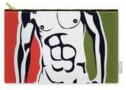 Pop Art Body  Carry-all Pouch