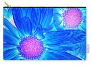 Pop Art Daisies 6 Carry-all Pouch