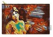 Pop Art Female Study 1d Carry-all Pouch