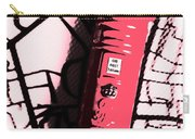 Pop Art Pillar Post Box Carry-all Pouch