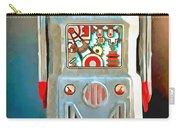 Pop Art Robot R-1 Carry-all Pouch