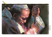 Pope John Paul II Carry-all Pouch