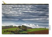 Popocatepetl And Iztaccihuatl Volcanos Mexico Carry-all Pouch