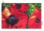 Poppie Love Carry-all Pouch
