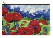 Poppies 003 Carry-all Pouch