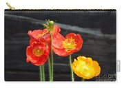 Poppies 17-01 Carry-all Pouch