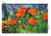 Poppies 79 Carry-all Pouch